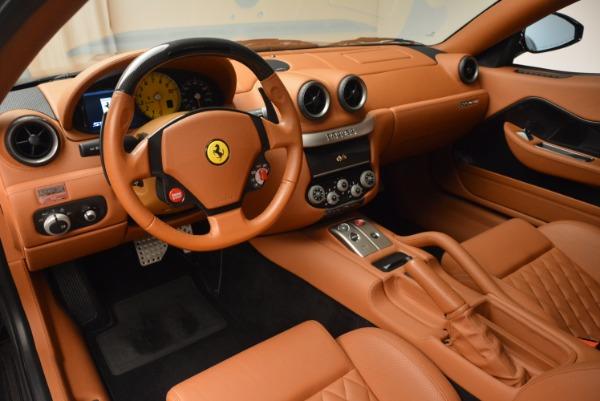 Used 2008 Ferrari 599 GTB Fiorano for sale Sold at Bugatti of Greenwich in Greenwich CT 06830 13