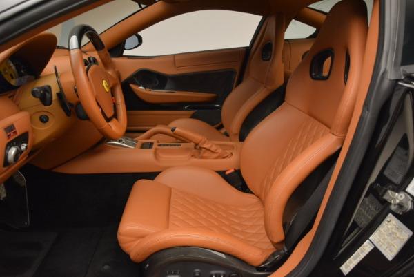 Used 2008 Ferrari 599 GTB Fiorano for sale Sold at Bugatti of Greenwich in Greenwich CT 06830 14