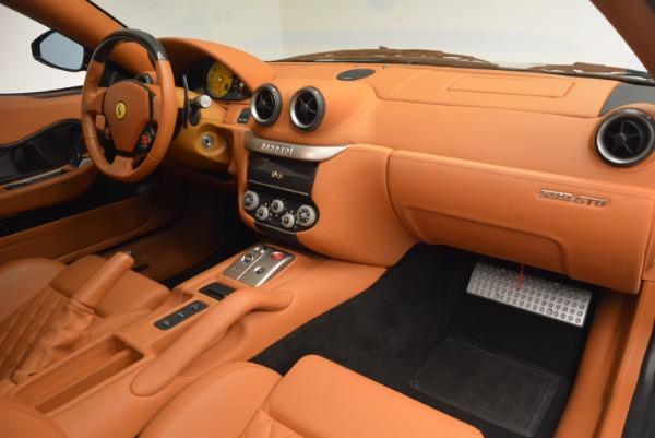 Used 2008 Ferrari 599 GTB Fiorano for sale Sold at Bugatti of Greenwich in Greenwich CT 06830 17