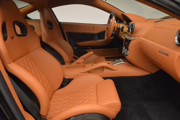 Used 2008 Ferrari 599 GTB Fiorano for sale Sold at Bugatti of Greenwich in Greenwich CT 06830 18