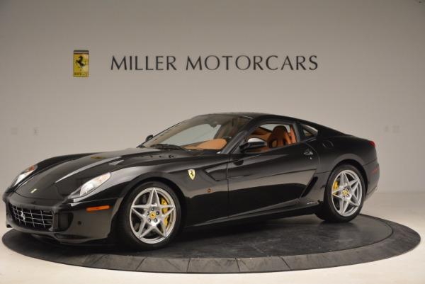 Used 2008 Ferrari 599 GTB Fiorano for sale Sold at Bugatti of Greenwich in Greenwich CT 06830 2