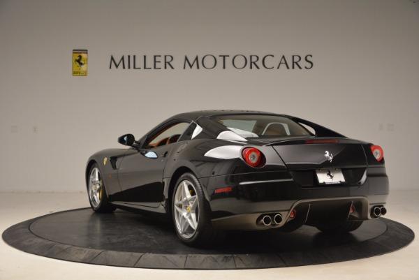 Used 2008 Ferrari 599 GTB Fiorano for sale Sold at Bugatti of Greenwich in Greenwich CT 06830 5