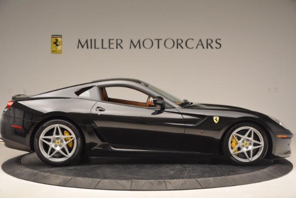 Used 2008 Ferrari 599 GTB Fiorano for sale Sold at Bugatti of Greenwich in Greenwich CT 06830 9