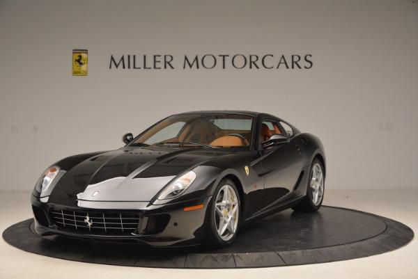 Used 2008 Ferrari 599 GTB Fiorano for sale Sold at Bugatti of Greenwich in Greenwich CT 06830 1