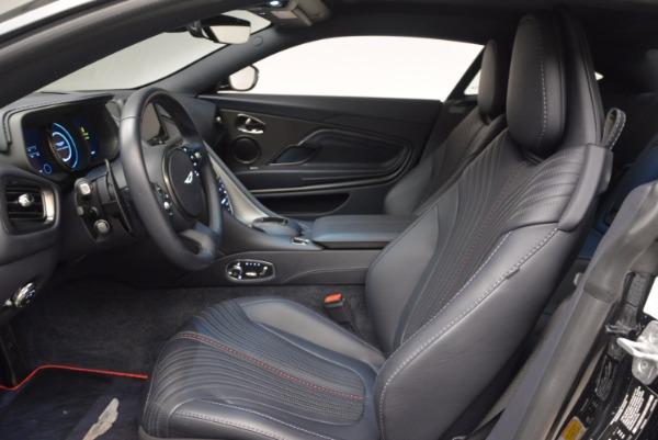 Used 2017 Aston Martin DB11 for sale Sold at Bugatti of Greenwich in Greenwich CT 06830 13