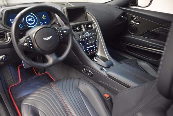 Used 2017 Aston Martin DB11 for sale Sold at Bugatti of Greenwich in Greenwich CT 06830 14