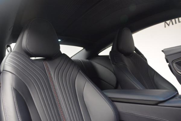 Used 2017 Aston Martin DB11 for sale Sold at Bugatti of Greenwich in Greenwich CT 06830 18