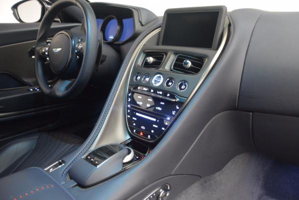 Used 2017 Aston Martin DB11 for sale Sold at Bugatti of Greenwich in Greenwich CT 06830 19
