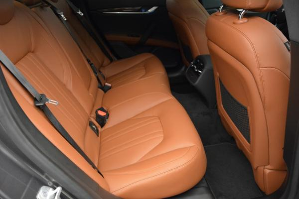 New 2016 Maserati Ghibli S Q4 for sale Sold at Bugatti of Greenwich in Greenwich CT 06830 16