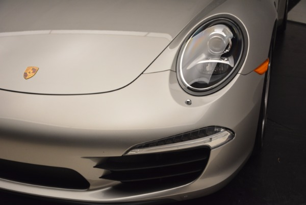 Used 2012 Porsche 911 Carrera S for sale Sold at Bugatti of Greenwich in Greenwich CT 06830 15