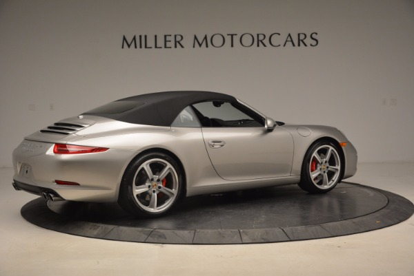 Used 2012 Porsche 911 Carrera S for sale Sold at Bugatti of Greenwich in Greenwich CT 06830 3