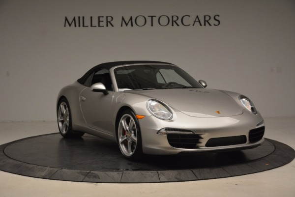 Used 2012 Porsche 911 Carrera S for sale Sold at Bugatti of Greenwich in Greenwich CT 06830 6