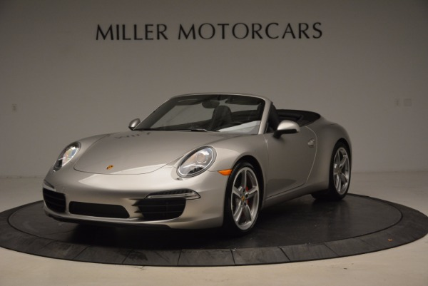 Used 2012 Porsche 911 Carrera S for sale Sold at Bugatti of Greenwich in Greenwich CT 06830 1