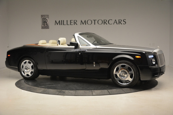 Used 2009 Rolls-Royce Phantom Drophead Coupe for sale Sold at Bugatti of Greenwich in Greenwich CT 06830 11