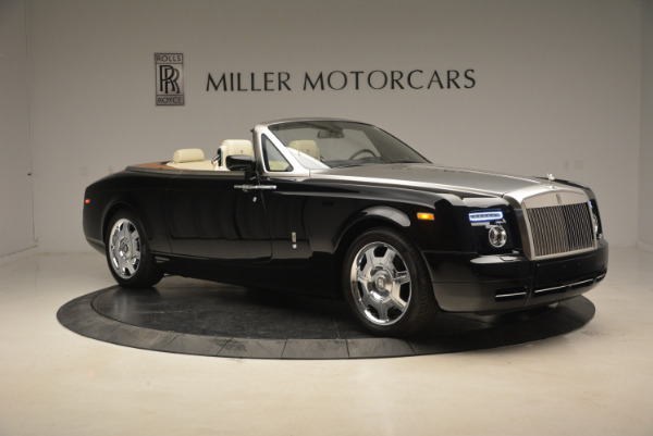 Used 2009 Rolls-Royce Phantom Drophead Coupe for sale Sold at Bugatti of Greenwich in Greenwich CT 06830 12