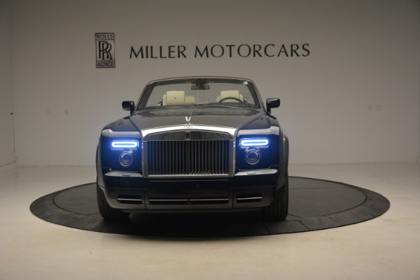 Used 2009 Rolls-Royce Phantom Drophead Coupe for sale Sold at Bugatti of Greenwich in Greenwich CT 06830 13