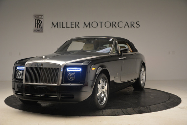 Used 2009 Rolls-Royce Phantom Drophead Coupe for sale Sold at Bugatti of Greenwich in Greenwich CT 06830 14