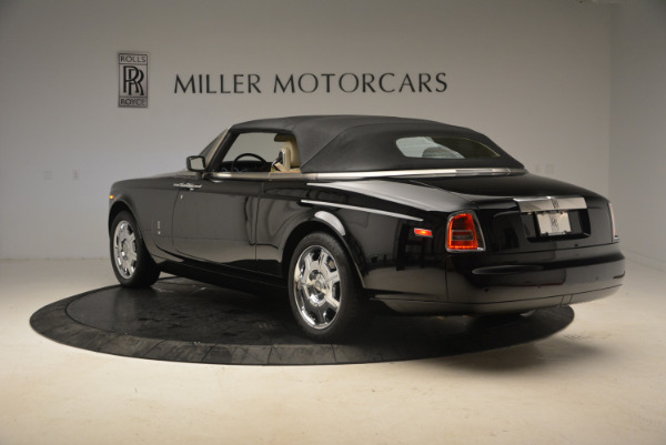 Used 2009 Rolls-Royce Phantom Drophead Coupe for sale Sold at Bugatti of Greenwich in Greenwich CT 06830 17