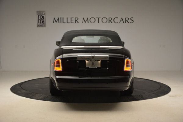Used 2009 Rolls-Royce Phantom Drophead Coupe for sale Sold at Bugatti of Greenwich in Greenwich CT 06830 18