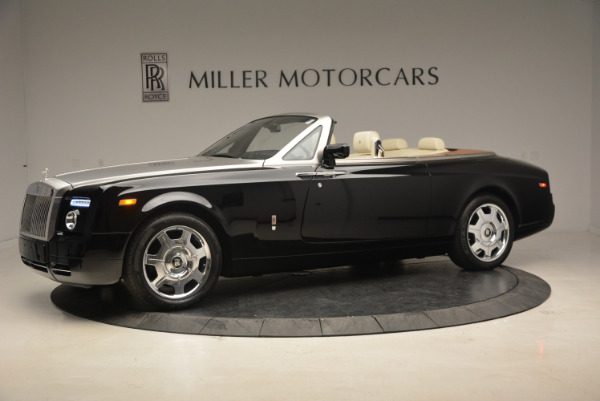 Used 2009 Rolls-Royce Phantom Drophead Coupe for sale Sold at Bugatti of Greenwich in Greenwich CT 06830 2