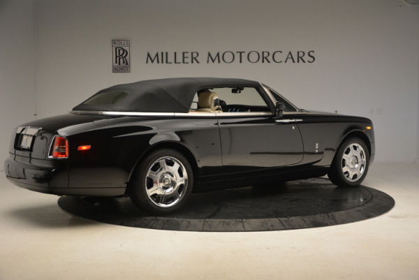 Used 2009 Rolls-Royce Phantom Drophead Coupe for sale Sold at Bugatti of Greenwich in Greenwich CT 06830 20