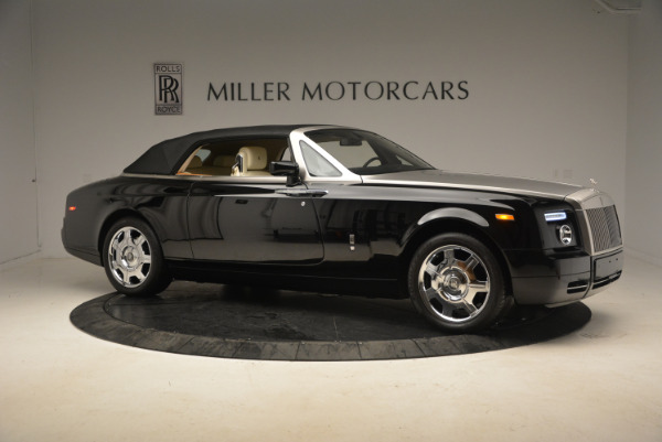 Used 2009 Rolls-Royce Phantom Drophead Coupe for sale Sold at Bugatti of Greenwich in Greenwich CT 06830 22