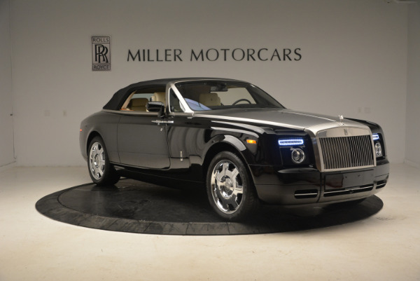 Used 2009 Rolls-Royce Phantom Drophead Coupe for sale Sold at Bugatti of Greenwich in Greenwich CT 06830 23
