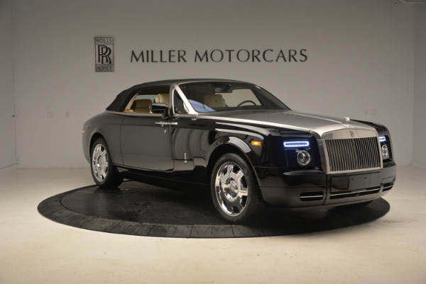 Used 2009 Rolls-Royce Phantom Drophead Coupe for sale Sold at Bugatti of Greenwich in Greenwich CT 06830 24