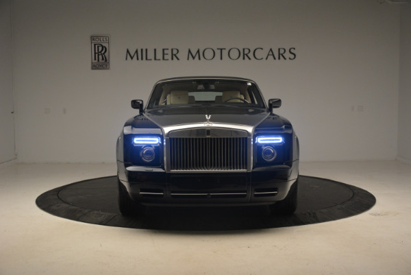 Used 2009 Rolls-Royce Phantom Drophead Coupe for sale Sold at Bugatti of Greenwich in Greenwich CT 06830 25