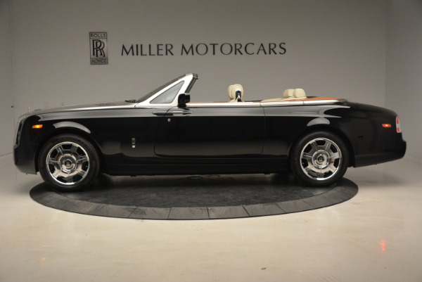 Used 2009 Rolls-Royce Phantom Drophead Coupe for sale Sold at Bugatti of Greenwich in Greenwich CT 06830 3