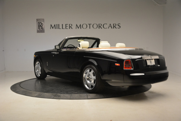 Used 2009 Rolls-Royce Phantom Drophead Coupe for sale Sold at Bugatti of Greenwich in Greenwich CT 06830 5