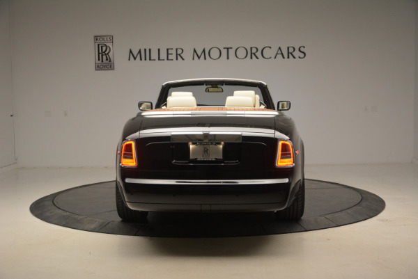Used 2009 Rolls-Royce Phantom Drophead Coupe for sale Sold at Bugatti of Greenwich in Greenwich CT 06830 6