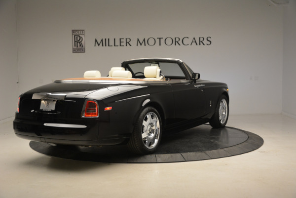 Used 2009 Rolls-Royce Phantom Drophead Coupe for sale Sold at Bugatti of Greenwich in Greenwich CT 06830 8