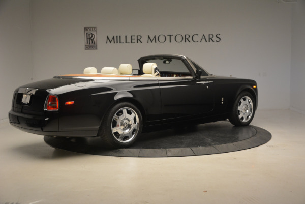 Used 2009 Rolls-Royce Phantom Drophead Coupe for sale Sold at Bugatti of Greenwich in Greenwich CT 06830 9