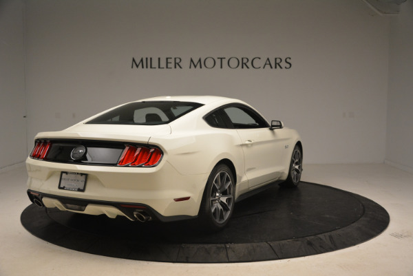 Used 2015 Ford Mustang GT 50 Years Limited Edition for sale Sold at Bugatti of Greenwich in Greenwich CT 06830 7