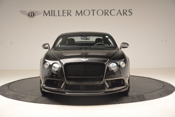Used 2015 Bentley Continental GT GT3-R for sale Sold at Bugatti of Greenwich in Greenwich CT 06830 13
