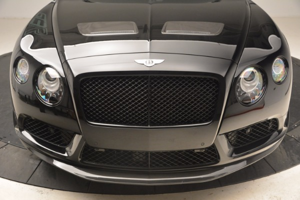 Used 2015 Bentley Continental GT GT3-R for sale Sold at Bugatti of Greenwich in Greenwich CT 06830 14