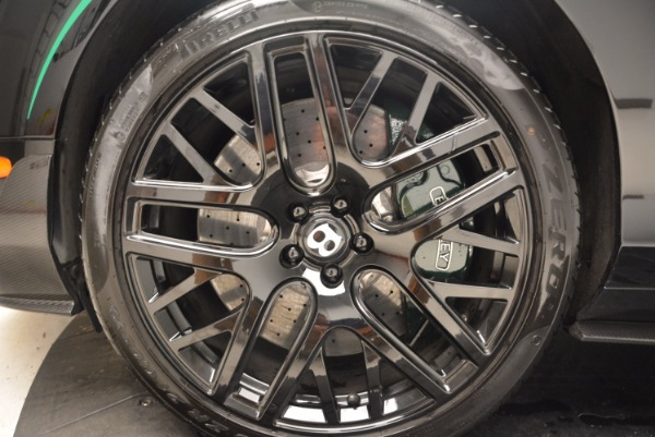 Used 2015 Bentley Continental GT GT3-R for sale Sold at Bugatti of Greenwich in Greenwich CT 06830 16