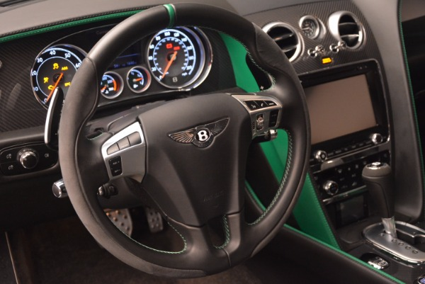 Used 2015 Bentley Continental GT GT3-R for sale Sold at Bugatti of Greenwich in Greenwich CT 06830 20