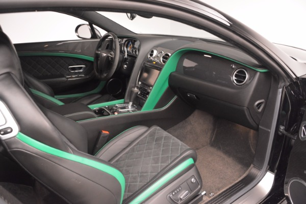 Used 2015 Bentley Continental GT GT3-R for sale Sold at Bugatti of Greenwich in Greenwich CT 06830 24
