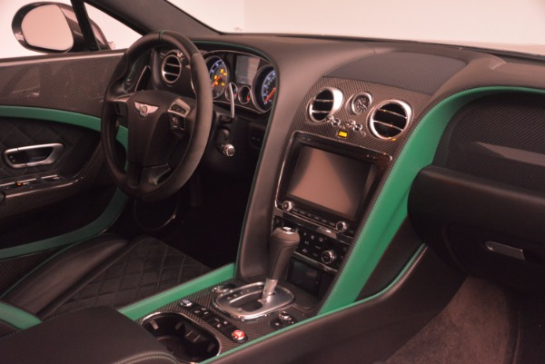Used 2015 Bentley Continental GT GT3-R for sale Sold at Bugatti of Greenwich in Greenwich CT 06830 26