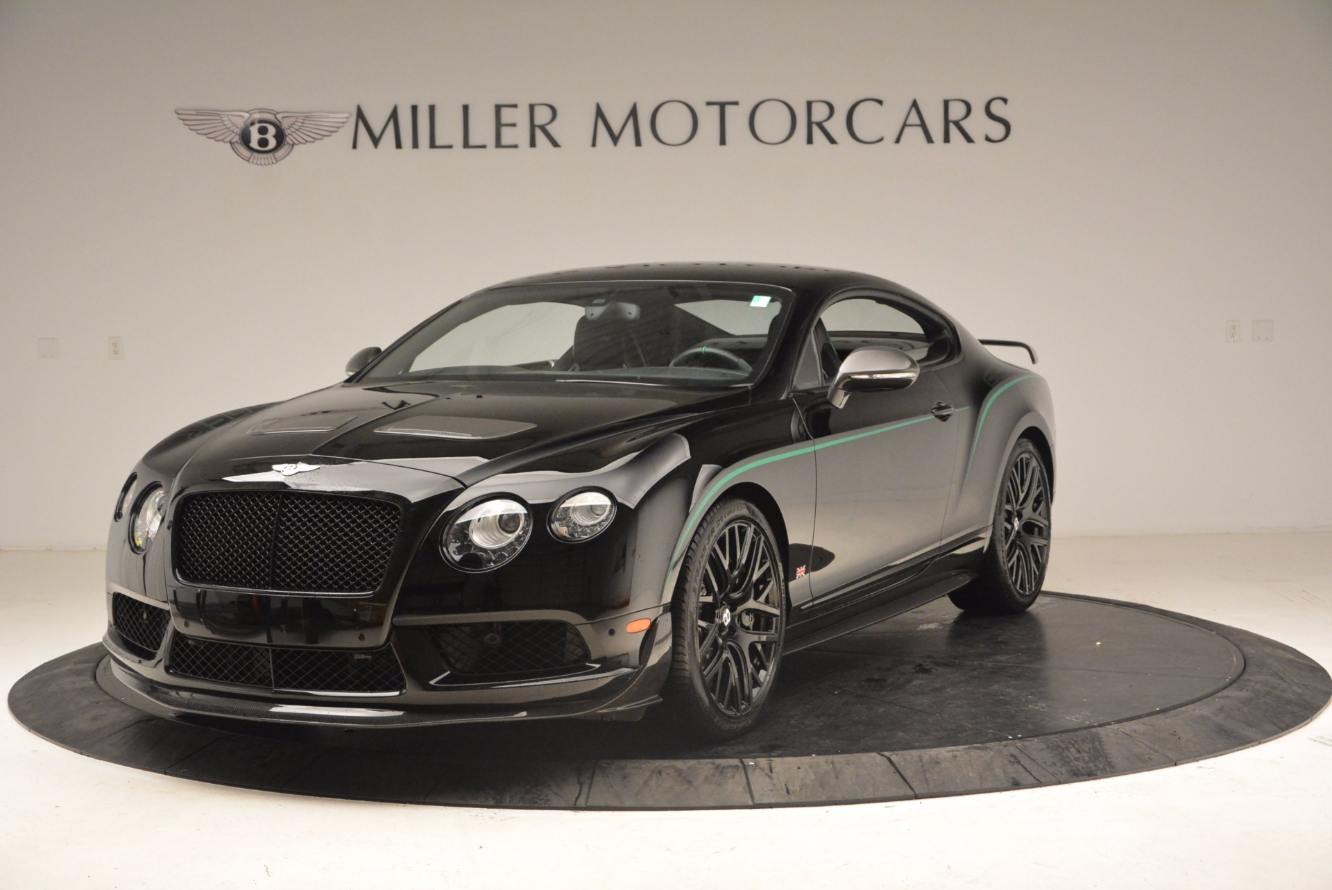 Used 2015 Bentley Continental GT GT3-R for sale Sold at Bugatti of Greenwich in Greenwich CT 06830 1
