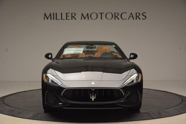 New 2018 Maserati GranTurismo Sport Convertible for sale Sold at Bugatti of Greenwich in Greenwich CT 06830 12