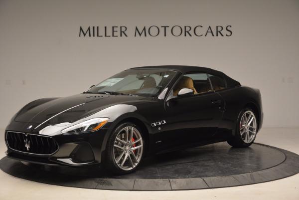 New 2018 Maserati GranTurismo Sport Convertible for sale Sold at Bugatti of Greenwich in Greenwich CT 06830 14