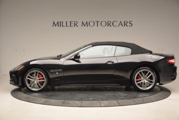 New 2018 Maserati GranTurismo Sport Convertible for sale Sold at Bugatti of Greenwich in Greenwich CT 06830 15