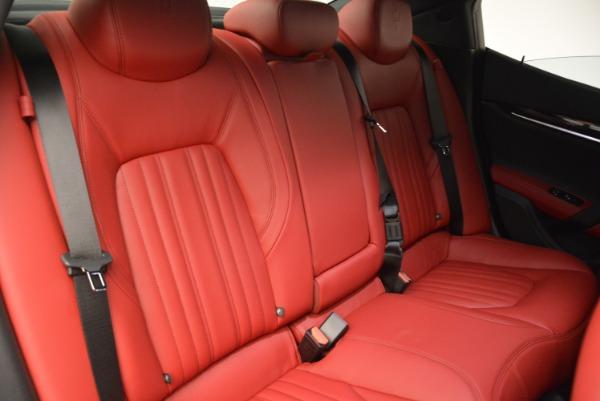 New 2018 Maserati Ghibli S Q4 for sale Sold at Bugatti of Greenwich in Greenwich CT 06830 22