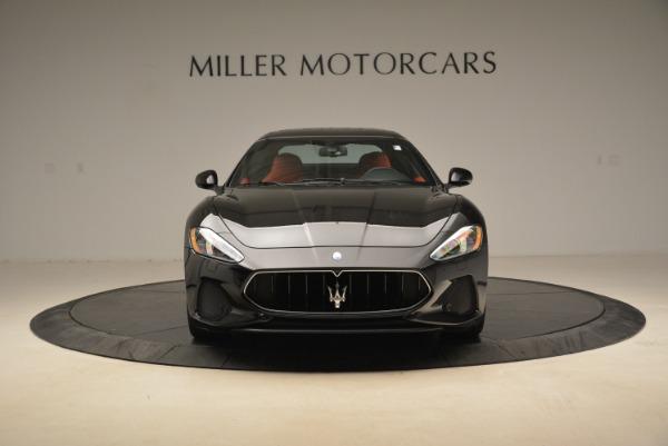 New 2018 Maserati GranTurismo Sport for sale Sold at Bugatti of Greenwich in Greenwich CT 06830 11