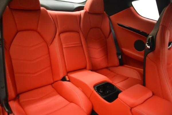 New 2018 Maserati GranTurismo Sport for sale Sold at Bugatti of Greenwich in Greenwich CT 06830 22