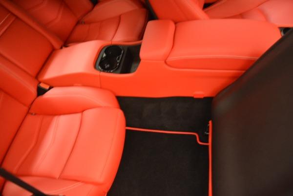 New 2018 Maserati GranTurismo Sport for sale Sold at Bugatti of Greenwich in Greenwich CT 06830 23