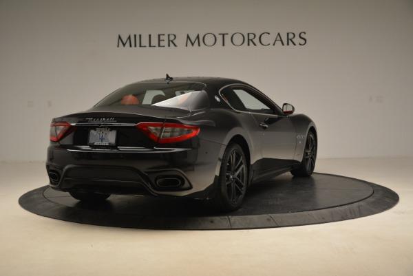 New 2018 Maserati GranTurismo Sport for sale Sold at Bugatti of Greenwich in Greenwich CT 06830 6